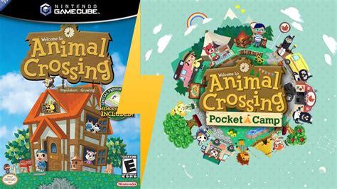 nintendo failed ios  animal crossing pocket camp