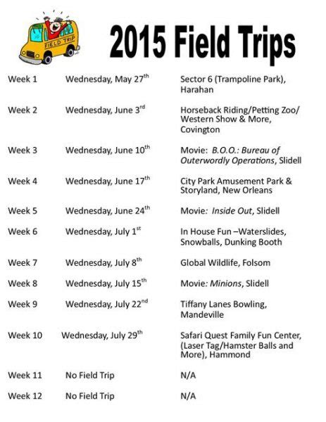field trip ideas huge list of 2015 summer cs on the northshore northshore mama