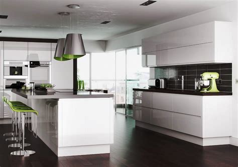 glossy white kitchen cabinets glossy white kitchen cabinets tjihome