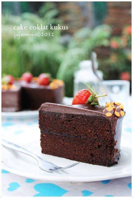 Semoga nggak pada bosan ya. CAKE COKLAT KUKUS   jajane vivi   Hidangan penutup, Makanan, Kue lezat
