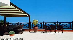 Protection Soleil Terrasse : la pergola pour une protection de votre terrasse ~ Nature-et-papiers.com Idées de Décoration