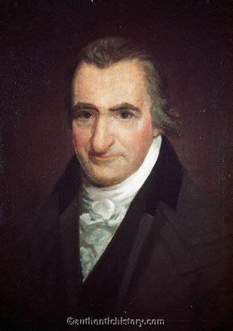 thomas paine king the american revolution