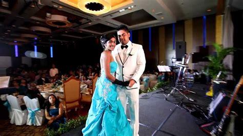 wedding dinner melvin amanda malaysia indian wedding dinner by team aarics christian wedding