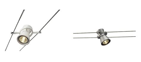 Intalite Diabo Wire Track Lighting For Low