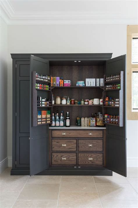 Home Bar Cupboard by Best 25 Pantry Cupboard Ideas On Kitchen