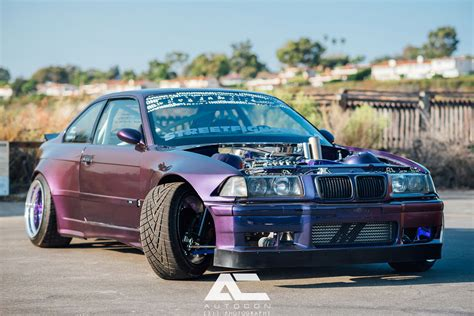 Purple People Eater  Dylan Coleman's Rb26swapped Bmw