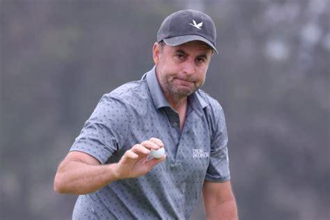 Richard Bland Golf - Not so Bland today? 7 birdies 3 ...