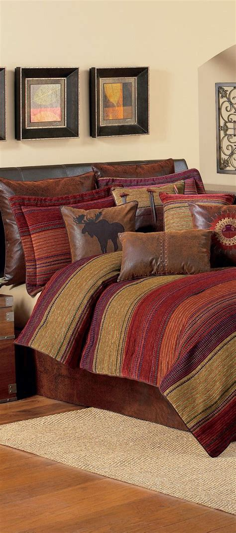 Bedding For by Croscill Plateau Cabin Bedding Cabin Bedding And Western