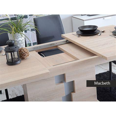 tavolo sala da pranzo allungabile tavolo allungabile moderno macbeth per cucina sala da pranzo
