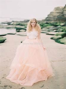 aliexpresscom buy peach color a line wedding dress 2015 With peach wedding dress