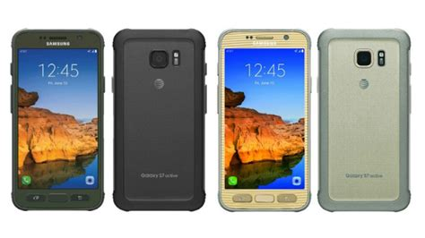 samsung galaxy s7 active specs leaked ahead of launch