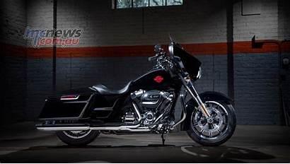 Harley Glide Electra Davidson Standard Mcnews