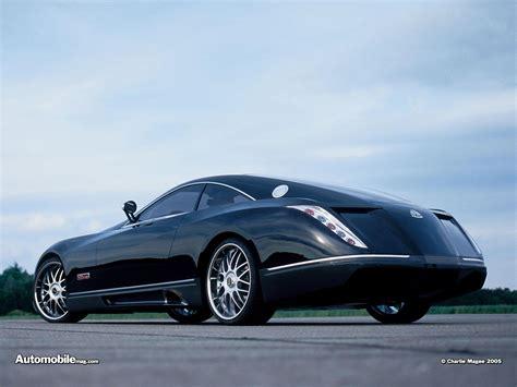 Maybach Car : Maybach Exelero Picture # 25546