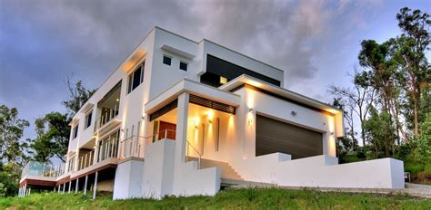 Modern House Design   Blueprint Designs   Archinect