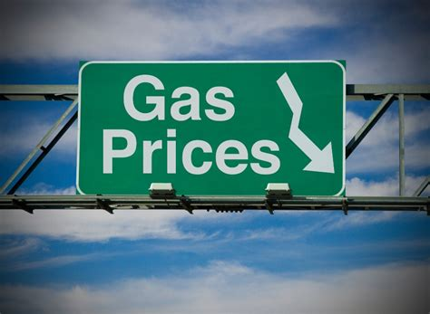 gas prices    freefall    week