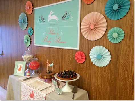 Office Baby Shower by Inspired Nyc Corporate Baby Shower Baby Showers Inc
