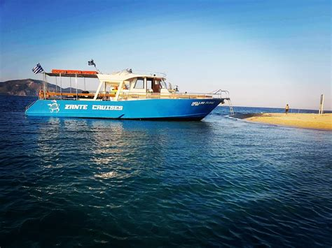 Rent A Small Boat Zakynthos by Shipwreck And Turtle Spotting All In One Boat Trip