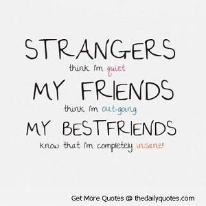 Short Funny Friendship Quotes Friendship Quotes