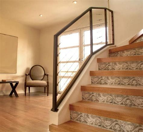 34 best images about stairs on mosaic tiles