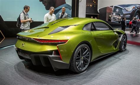citroen supercar an electric supercar with a french accent news car and