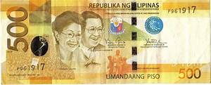 Pinoy Pop Culture: Ninoy Aquino in the 500-Peso Banknote