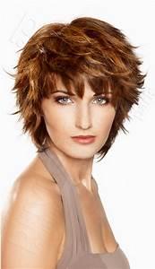 Model Coiffure Femme : modele de coiffure femme courte ~ Medecine-chirurgie-esthetiques.com Avis de Voitures
