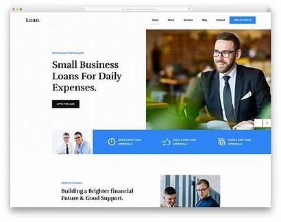 Loan Template Colorlib Company