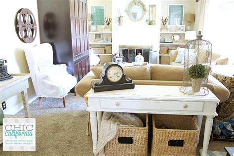 vintage style living room vintage style living room tour chic california