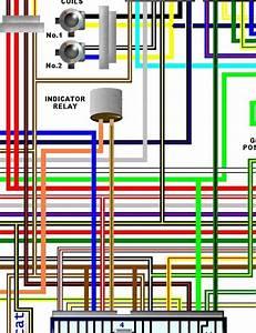 Kawasaki W 650 Wiring Diagram