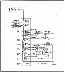 Washing Machine Wiring Diagram     Automanualparts Com  Washing