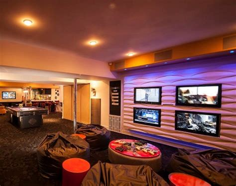 multiscreen tv system is like a sports bar in your home eh