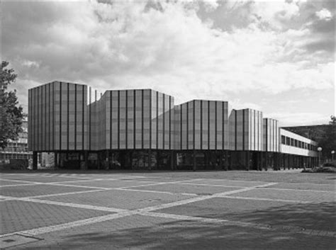 wolfsburg cultural center by aalto 1958 62 note harald raebiger alvar aalto museum