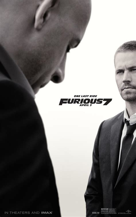 Fast And Furious 7  Un Nouveau Trailer Explosif Lyricis