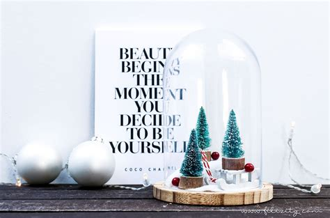 weihnachtsdeko winterwonderland im glas filizitycom