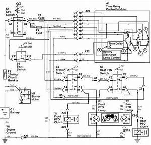 Alternator Wiring Diagram 2000 John Deere 240