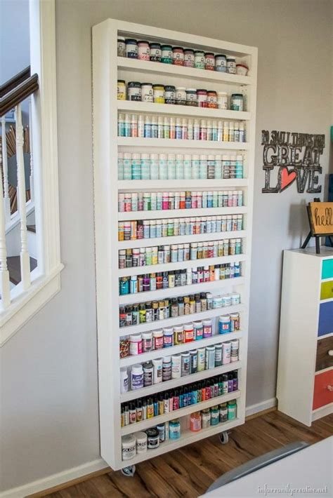 Craft Room Studio Makeover Columbus, Oh House Part 5