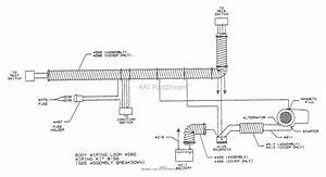 Dixon Ztr 312  1991  Parts Diagram For Wiring Assembly