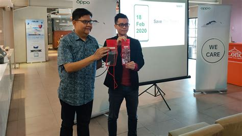 oppo bikin oppo  care program apakah