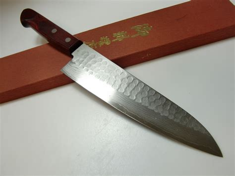 Japanese Kitchen Knife Damascus Vg10 Stainless Steel