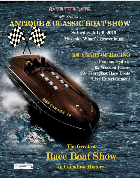 Boat Show Dates by The Greatest Race Boat Show In Canadian History