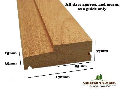 Timber Window Sill Profiles by Door Cill Hardwood Step 57 X 165mm Chiltern Timber