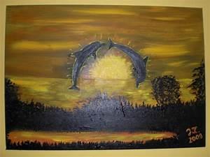 Dreiteilige Bilder Auf Leinwand : gemalte bilder auf leinwand haus ideen ~ Orissabook.com Haus und Dekorationen