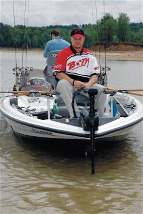Crappie Fishing Boat Accessories by Tricking Out Your Walleye Boat In Fisherman