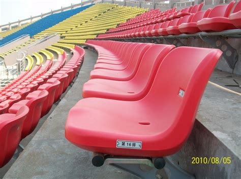 Stadium Seat For Bleachers by China Blm 1817 Football Pitch Seat Basketball Chair