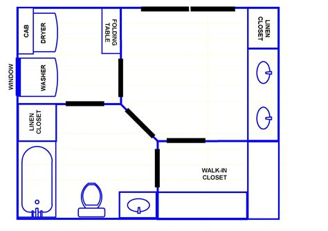 master bathroom size average master bathroom size