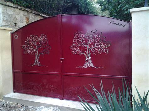 decoration pour portail fer decoration pour portail fer maison design goflah