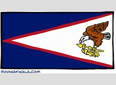 American Samoa flag pictures Travel pictures and Travel