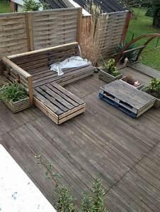 Salon De Jardin Palettes : salon de jardin en palette pdf ~ Farleysfitness.com Idées de Décoration