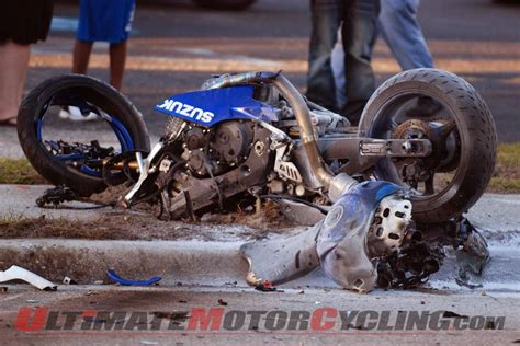 Motorcycle Fatalities And Injuries Decrease