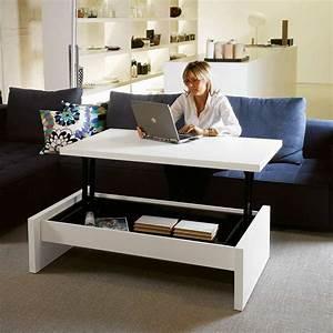 Table De Salon Modulable : table basse modulable en bois yoyo 4 ~ Teatrodelosmanantiales.com Idées de Décoration